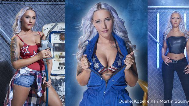 Model sabrina reiter trucker Sabrina Zunich