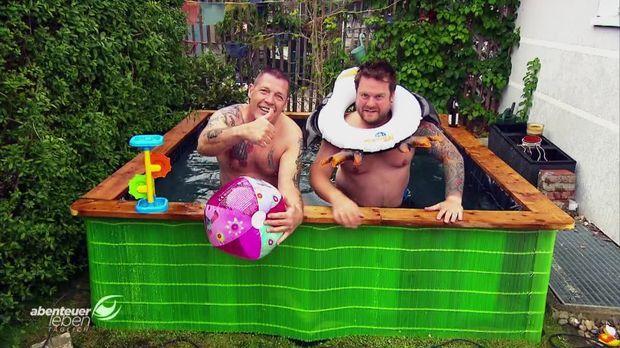 kleinen pool selber bauen der diy-pool für kleines geld