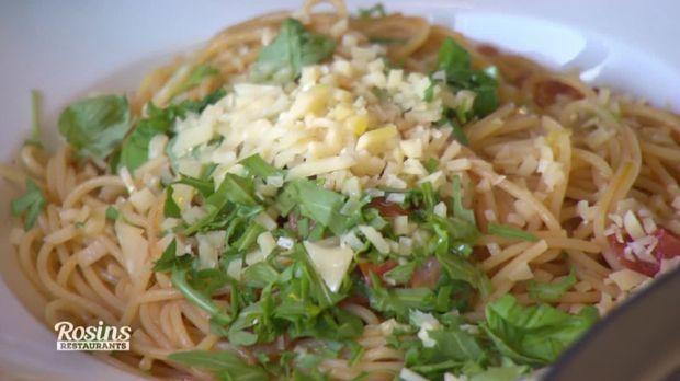 Original italienische Pasta
