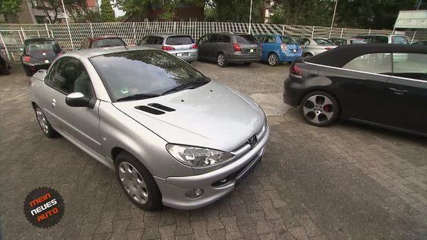 Peugeot 206 Cc Sportlich Und Sparsam