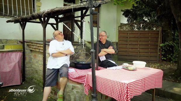 Outdoor Küche Aus Ungarn : Mission gulasch: achim müller besucht ungarn
