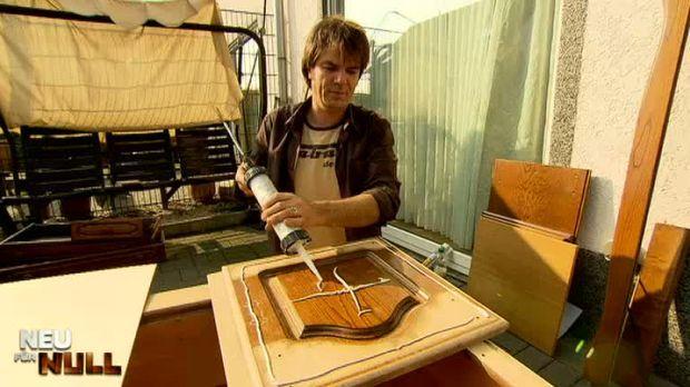 Wohnprofi Tipp Modernes Sideboard Aus Rustikaler Schrankwand