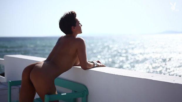 Sabine petztl nackt