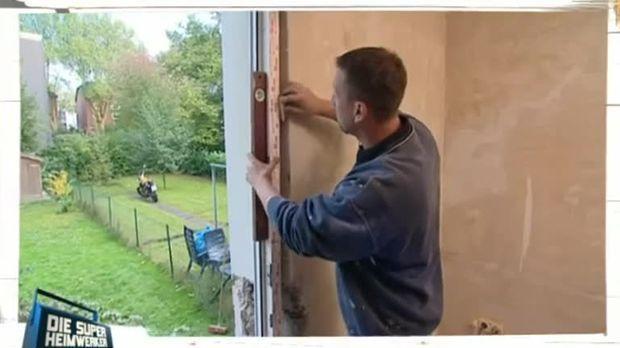 Favorit Balkontür selber einbauen - so funktioniert's SU56