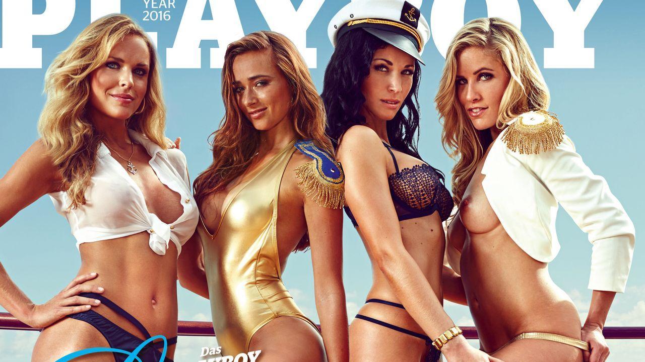 Playboy_Januar_2016_2 - Bildquelle: Sacha Eyeland für Playboy Januar 2016