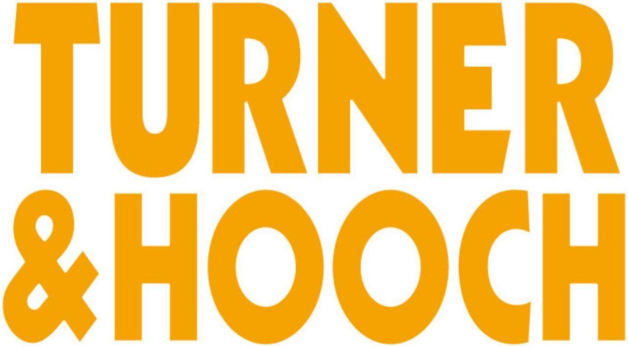 """""""Turner & Hooch!"""" - Originaltitel Logo - Bildquelle: Touchstone Pictures"""