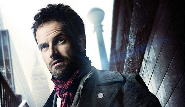 Sherlock Holmes in Manhattan - Bildquelle: CBS Television