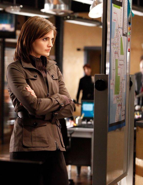 Ein Serienmörder, der offenbar von Nikki Heat besessen ist, macht Kate Beckett (Stana Katic) das Leben schwer. - Bildquelle: ABC Studios