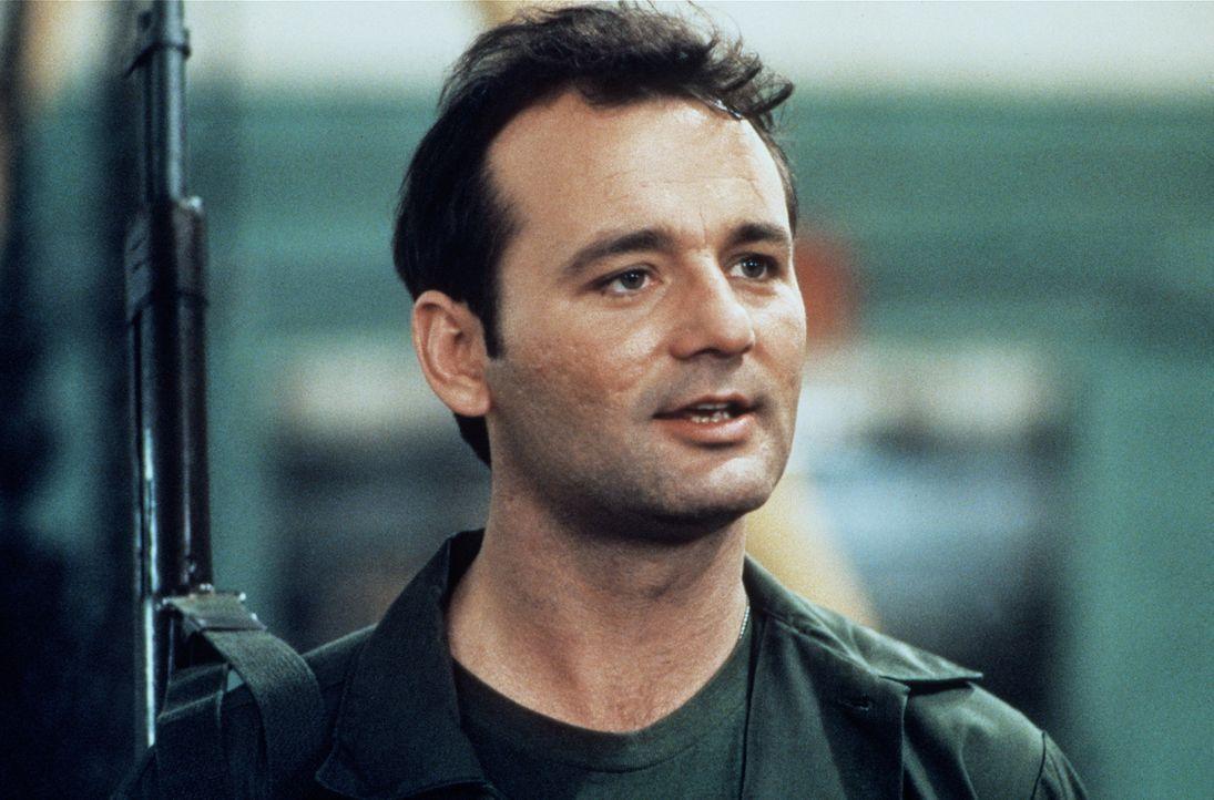 Als John Winger (Bill Murray) seinen Job als Taxifahrer, sein Appartment und seine Freundin verliert - alles an einem Tag! - beschließt er, sich fr... - Bildquelle: Columbia Tri-Star