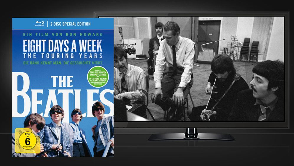 The Beatles: Eight Days a Week - The Touring Years (Special Edition Blu-ray)