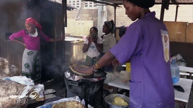 Abenteuer Leben - Abenteuer Leben - Eine Streetfood-tour Durch Kenias Hauptstadt
