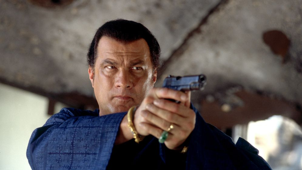 Steven Seagal - The Belly of the Beast - Bildquelle: MGM Home Entertainment