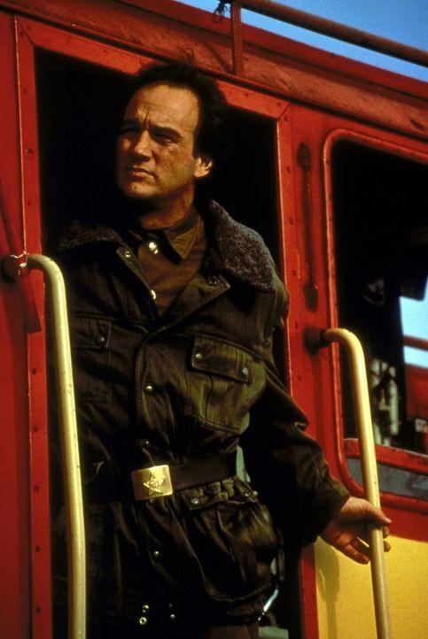 Shane Royce (James Belushi) bekämpft die abtrünnigen Geheimagenten mit allen Mitteln. - Bildquelle: Showtime Networks Inc.