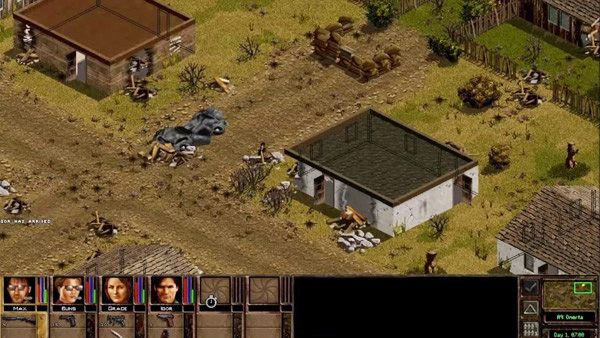 Jagged Alliance2