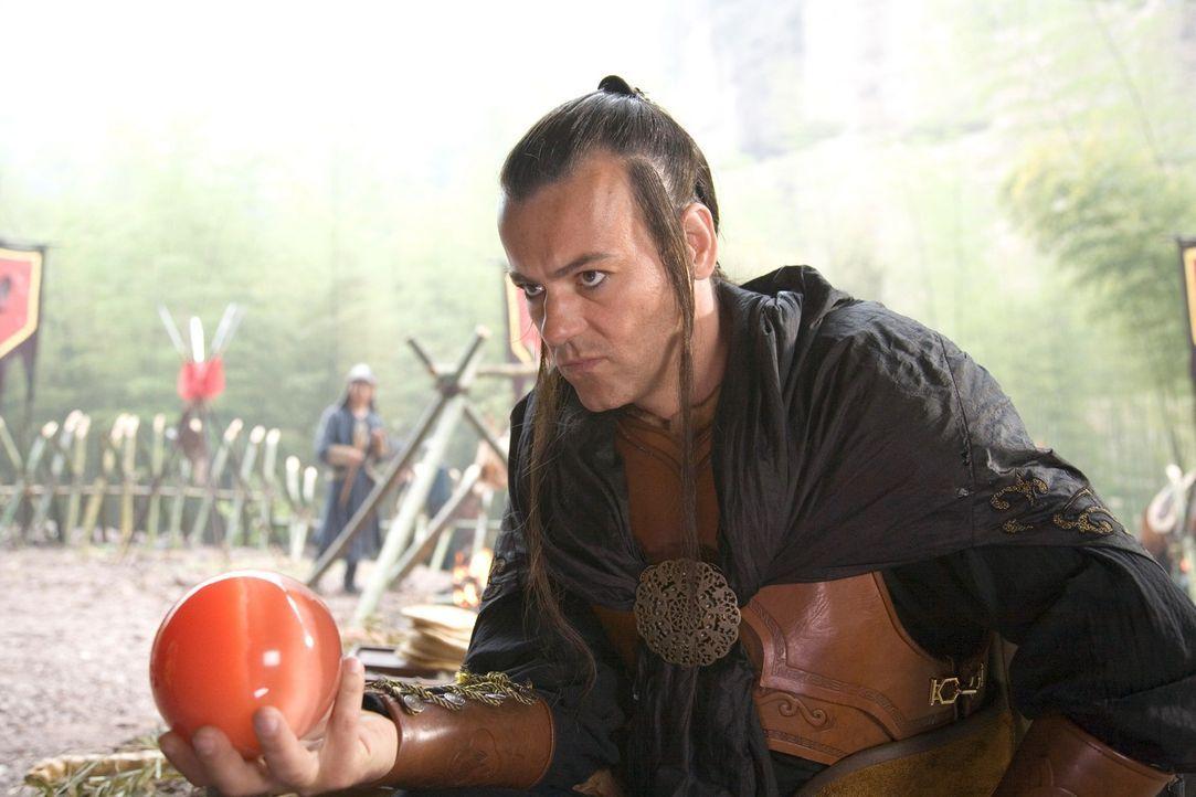 Der hemmungslose Prinz des Nordens (Rupert Graves) spielt ein falsches Spiel ... - Bildquelle: RHI Entertainment