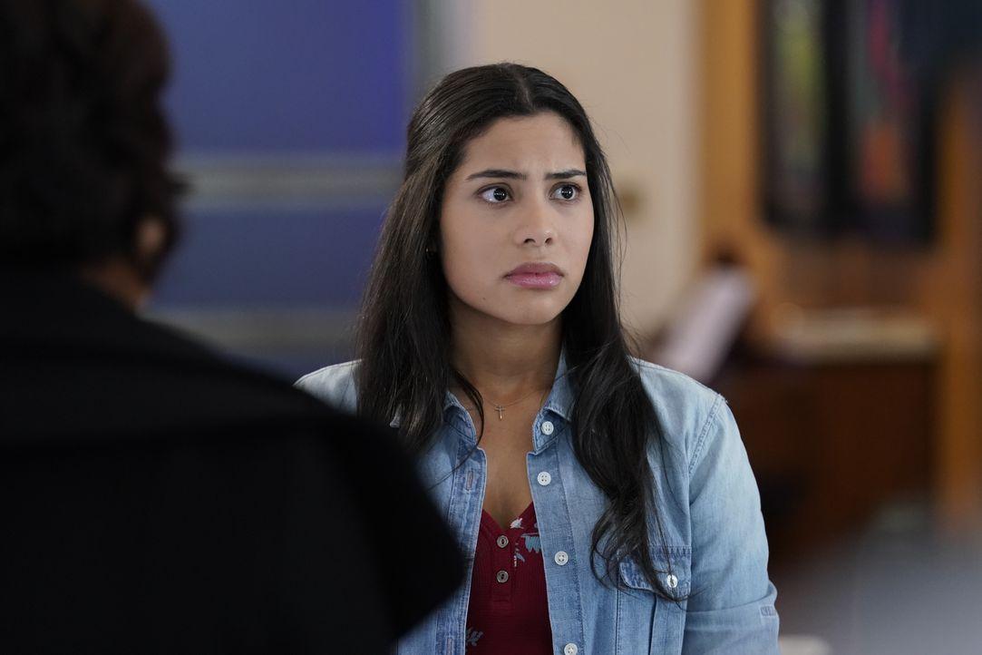Melissa Rodriguez (Haskiri Velazquez) - Bildquelle: Patrick Harbron 2019 CBS Broadcasting Inc. All Rights Reserved. / Patrick Harbron