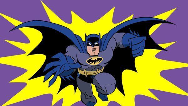 Platz 2 - Batman