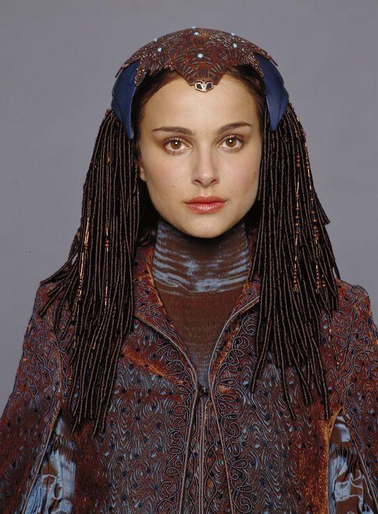 Immer wieder vergeblich versucht die hochschwangere Padmé (Natalie Portman) Anakin davon zu überzeugen, sich endlich von der dunklen Seite abzuwende... - Bildquelle: Lucasfilm Ltd. & TM. All Rights Reserved.