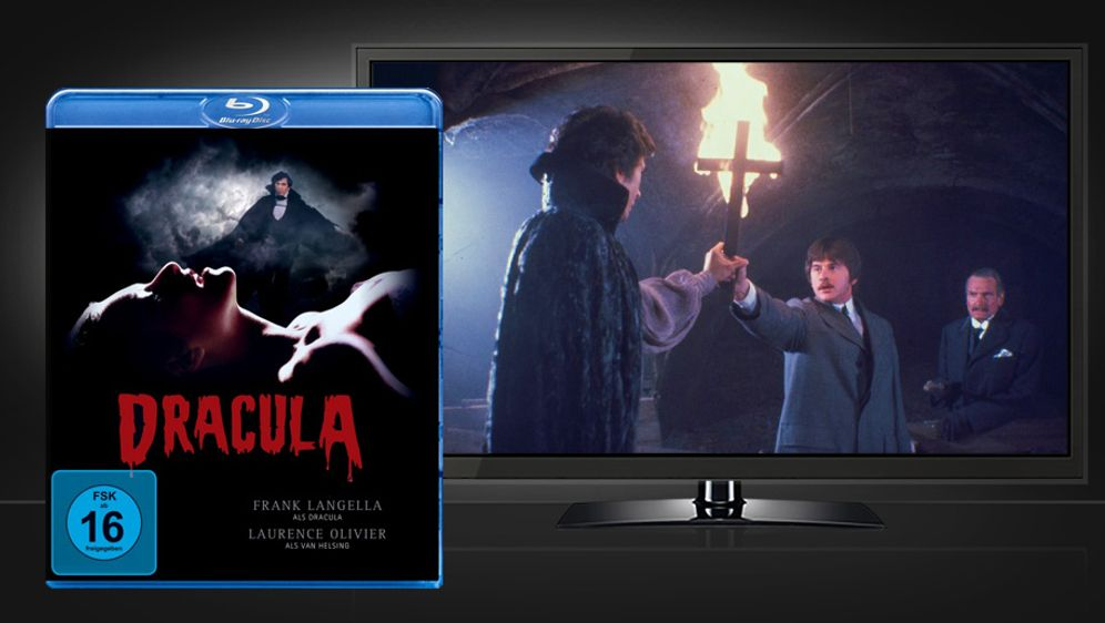 Dracula (1979) (Blu-ray Disc) - Bildquelle: Koch Media