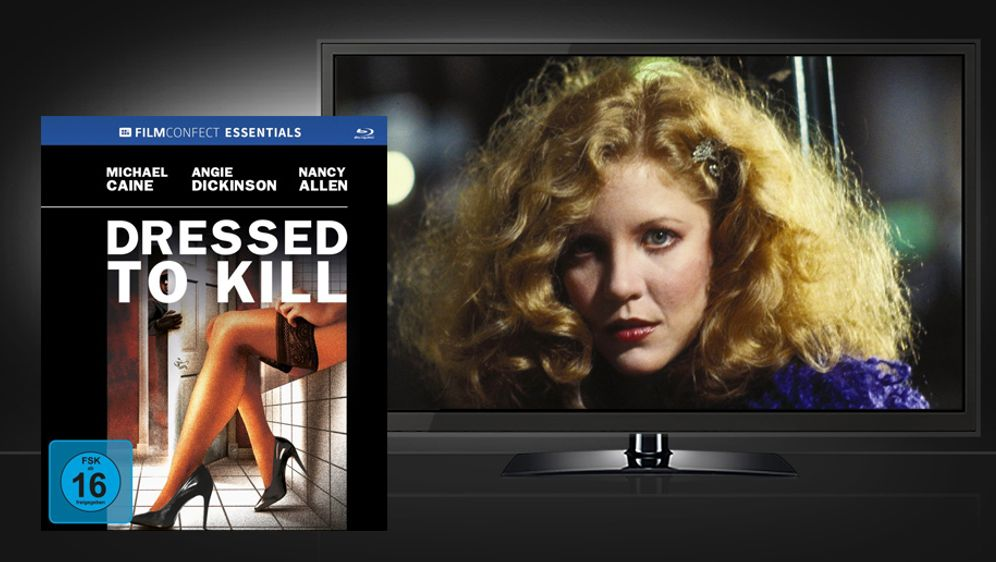Dressed To Kill (Blu-ray Disc) - Bildquelle: Filmconfect Home Entertainment GmbH