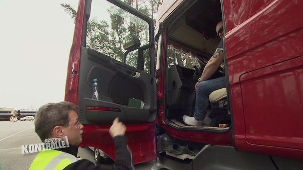 Achtung Kontrolle - Achtung Kontrolle! - Thema U.a.: Tiertransporter Und Störenfried - Videomobil Brandenburg