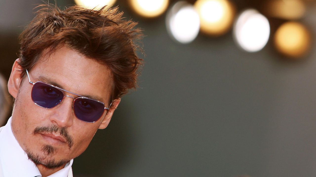 Johnny Depp - Bildquelle: AFP