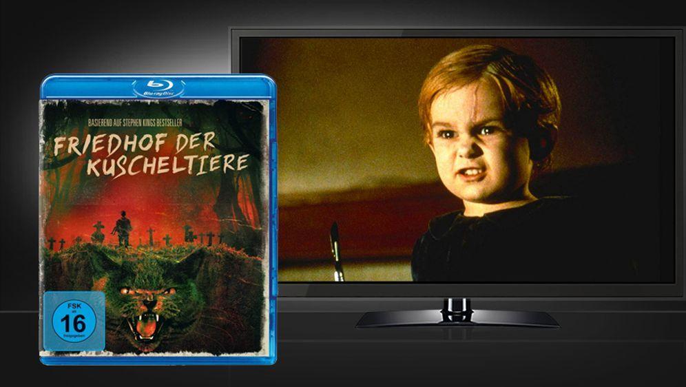 Friedhof der Kuscheltiere (1989) (Blu-ray Disc)