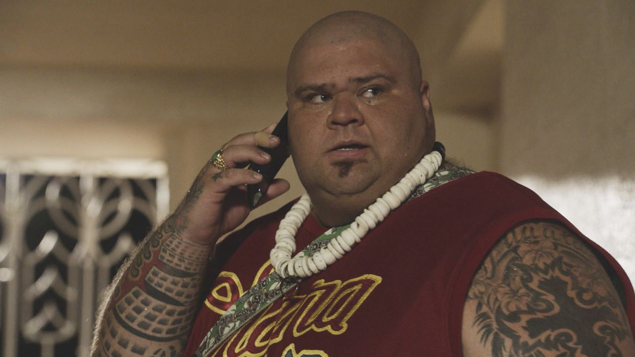 Kamekona (Taylor Wily) - Bildquelle: 2019 CBS Broadcasting, Inc. All Rights Reserved