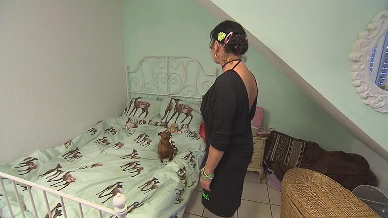 Sabines-Schlafzimmer