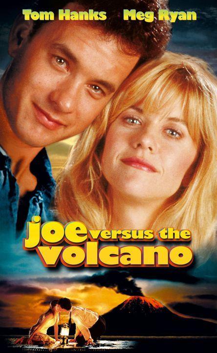 Patricia (Meg Ryan, r.) erlebt zusammen mit dem vermeintlich todkranken Joe Banks (Tom Hanks, l.) aufregende Abenteuer ... - Bildquelle: Warner Bros.