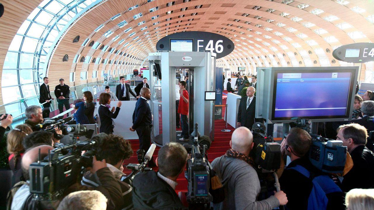 Aéroport Paris-Charles-de-Gaulle - Bildquelle: dpa
