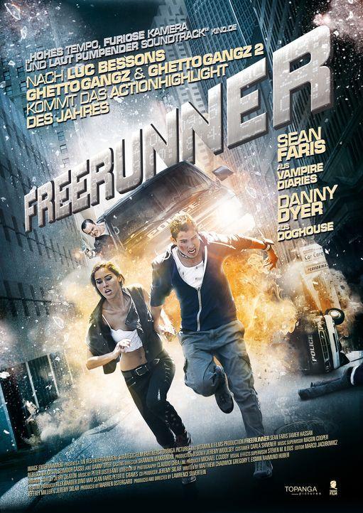 Freerunner - Plakat - Bildquelle: TIBERIUS FILM