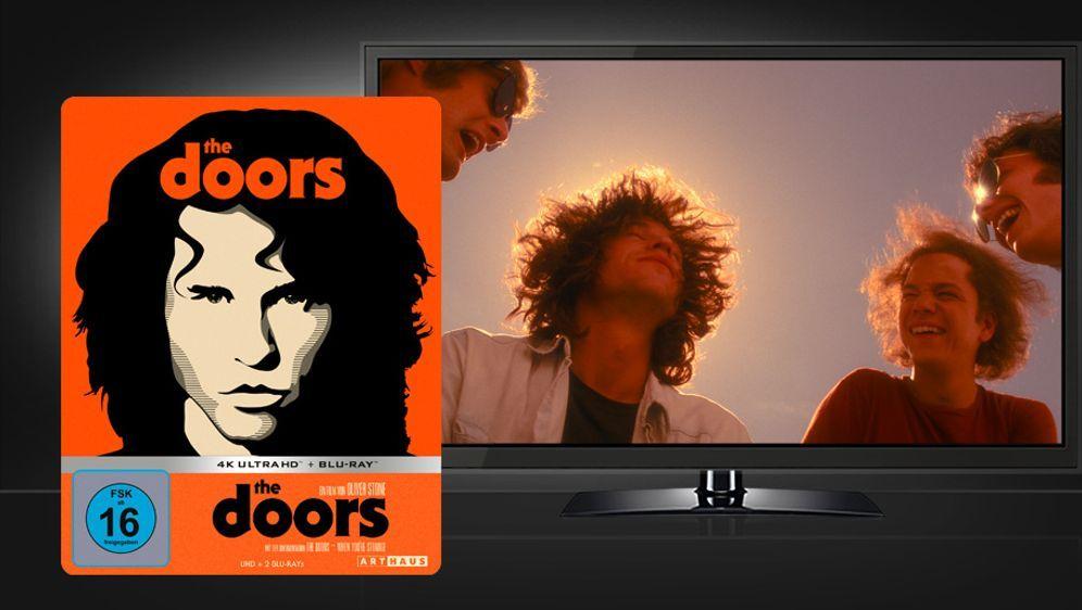 The Doors (Blu-ray Disc) - Bildquelle: STUDIOCANAL