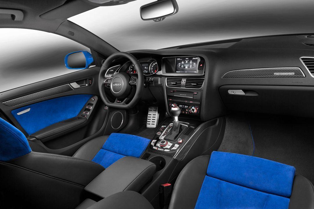 Audi RS4 Avant Nogaro - Bildquelle: Audi