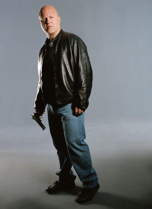 (7. Staffel) - Det. Vic Mackey (Michael Chiklis) ist der Leiter der Sondereinheit Strike Team. - Bildquelle: 2007 Twentieth Century Fox Film Corporation. All Rights Reserved.