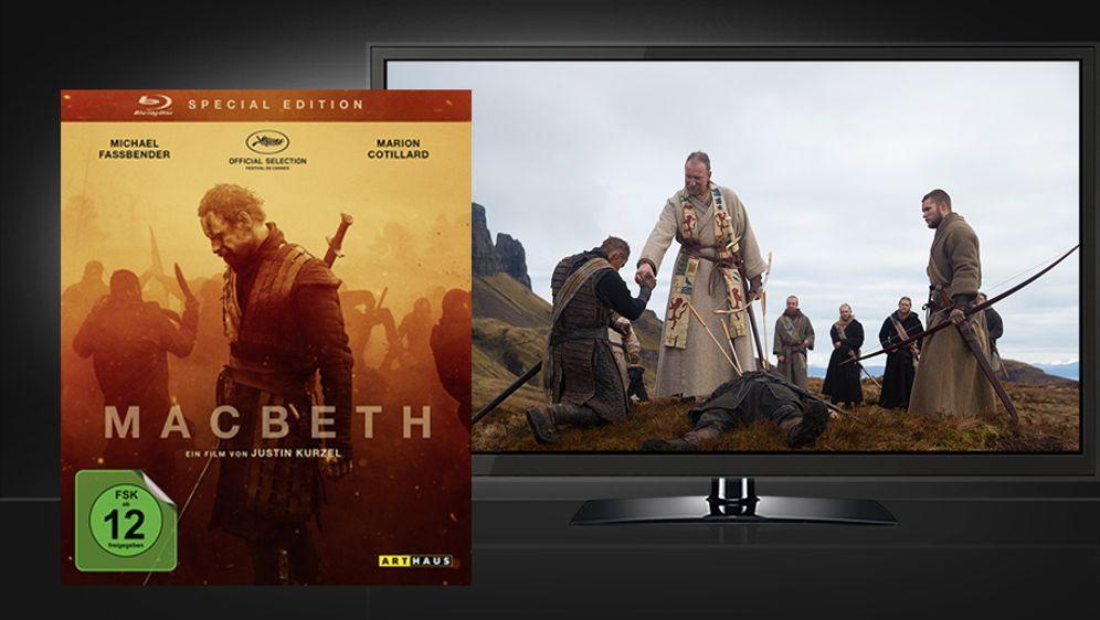Macbeth (Blu-ray Disc) - Bildquelle: Arthaus