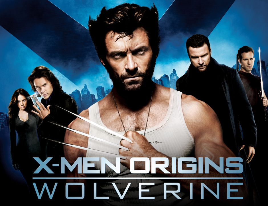 X-Men Origins: Wolverine - Artwork - Bildquelle: 2009 Twentieth Century Fox Film Corporation. All rights reserved. X-Men Character Likenesses TM & © 2009 Marvel Characters, Inc. All Rights Reserved