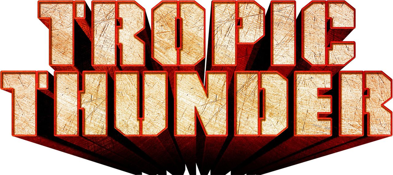 TROPIC THUNDER - Logo - Bildquelle: 2008 DreamWorks LLC. All Rights Reserved.