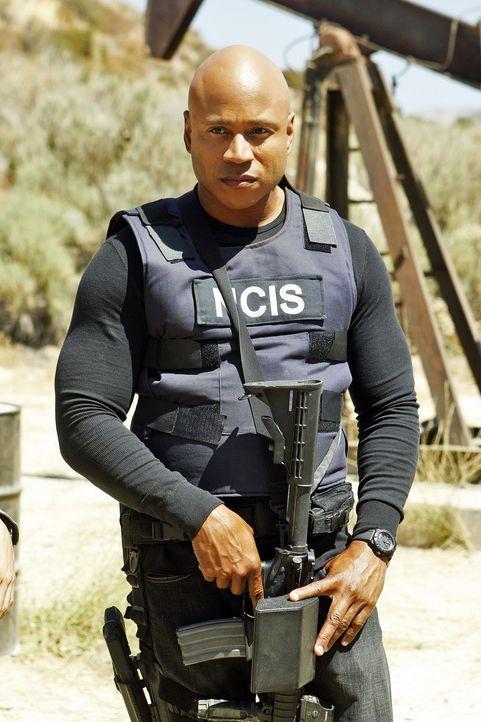 Ein neuer Fall beschäftigt Sam (LL Cool J) und seine Kollegen ... - Bildquelle: CBS Studios Inc. All Rights Reserved.