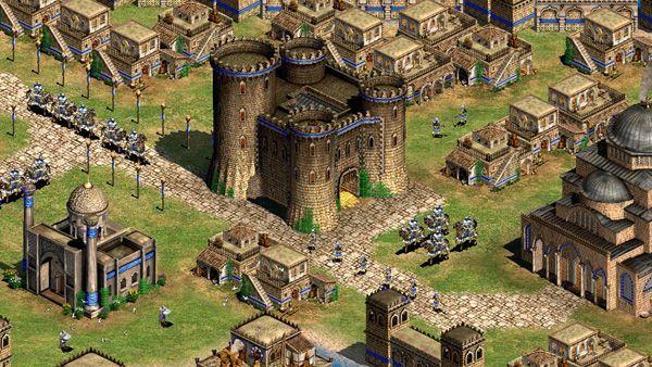 Age of Empires 2 - Bildquelle: Verwendung weltweit, usage worldwide