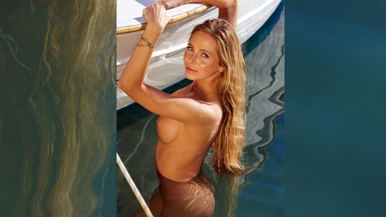 Alicia-Büchel-4 - Bildquelle: Philip la Pepa für Playboy Dezember 2015