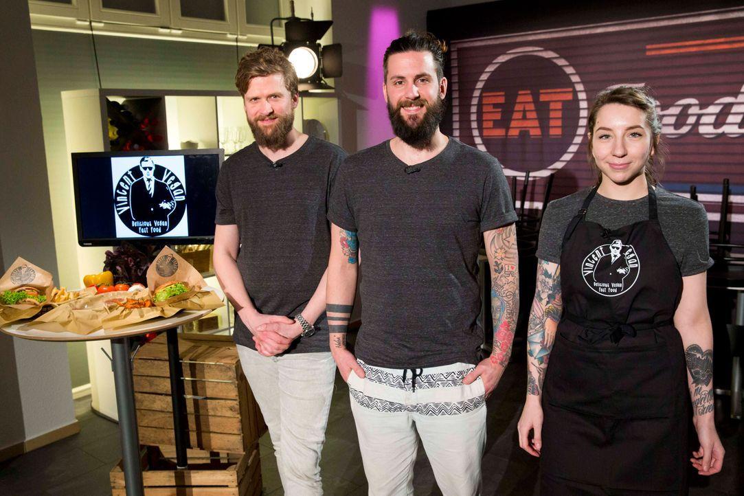 Restaurant Startup Teilnehmer Folge 1 - 4 - Bildquelle: kabel eins / Richard Huebner