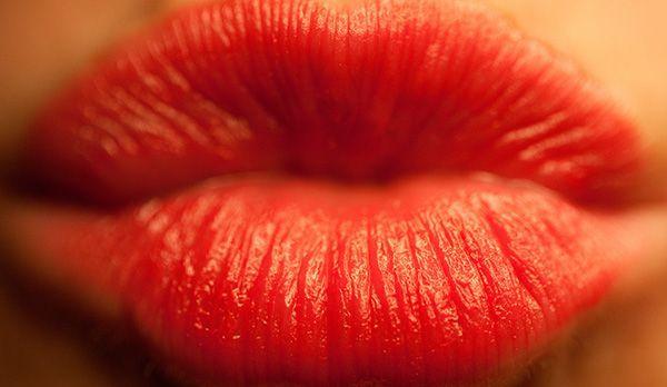 Der Mund... - Bildquelle: dpa