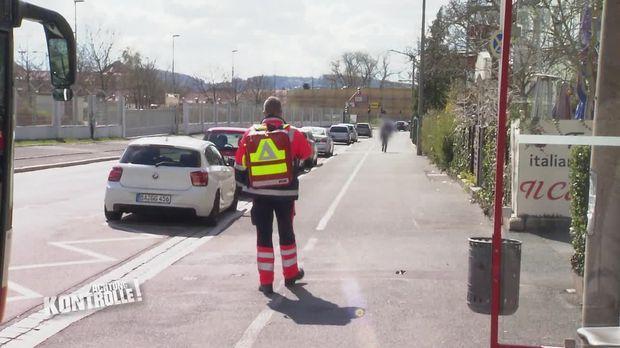 Achtung Kontrolle - Achtung Kontrolle! - Thema U. A.: Zwei Alkoholisierte Personen Im Bus- Rettungsdienst Bamberg