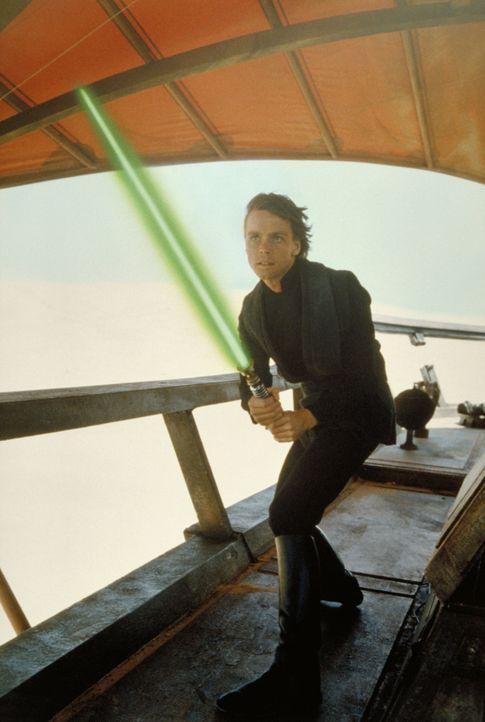 Um Han Solo befreien zu können, muss Luke Skywalker (Mark Hamill) in die Höhle des Jabba eindringen ... - Bildquelle: TM & © 2015 Lucasfilm Ltd. All rights reserved.