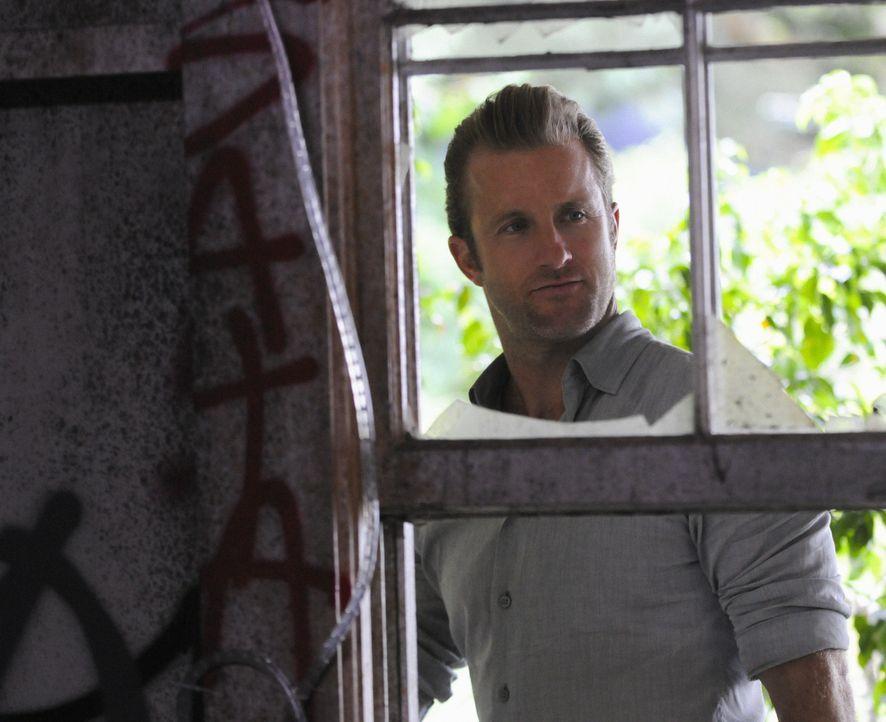 Gemeinsam mit seinen Kollegen versucht Danny (Scott Caan) einen satanistischen Mörder zu fassen ... - Bildquelle: 2012 CBS Broadcasting, Inc. All Rights Reserved.
