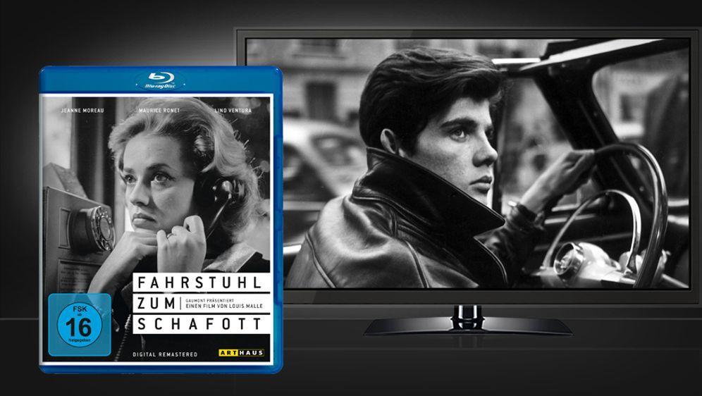 Fahrstuhl zum Schafott (Blu-ray)