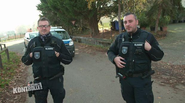 Achtung Kontrolle - Achtung Kontrolle! - Thema U.a.: Kampf Gegen Corona - Kommunaler Vollzugsdienst Bad Dürkheim