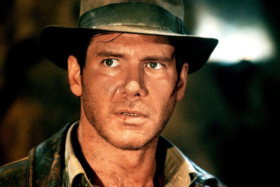 "Harrison Ford als ""Indiana Jones"" (1989) - Bildquelle: dpa"