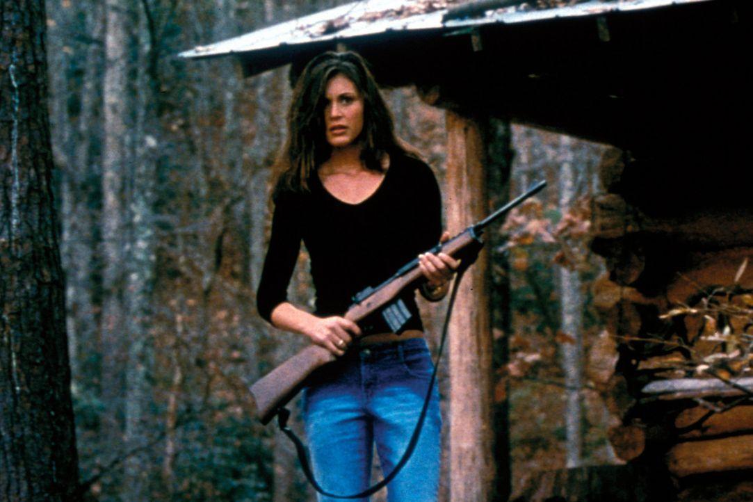 Wie weit geht Marcy (Cerina Vincent), um ihre eigene Haut zu retten? - Bildquelle: Tiberius Film